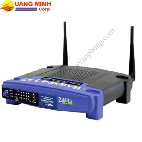 Accesspoint Wireless Router Linksys WRT54G