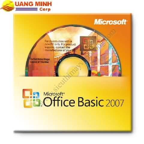 Microsoft® Office Basic 2007