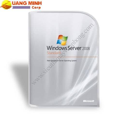 Microsoft® Windows Server Standard Editor 2008 32Bit/x64
