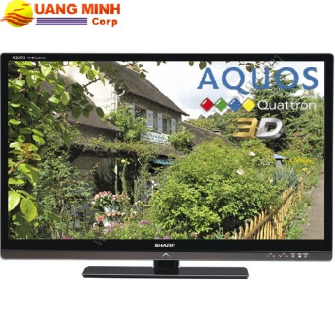 Sharp 3D LED Aquos LC-46LE830M