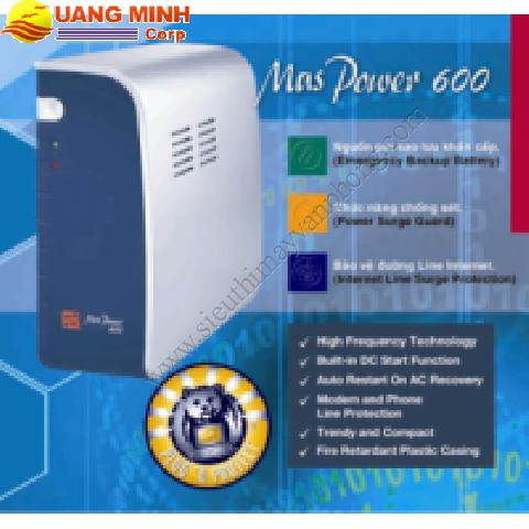Mas power 600VA/300w